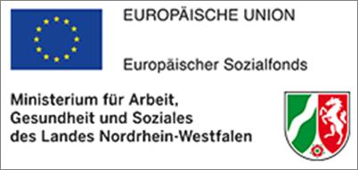 Logo EU MAGS NRW